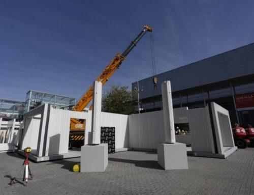 La construcción industrializada de viviendas avanza a paso agigantado